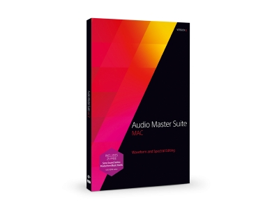 Magix AG Audio Master Suite Mac 2.0 -Box - EN