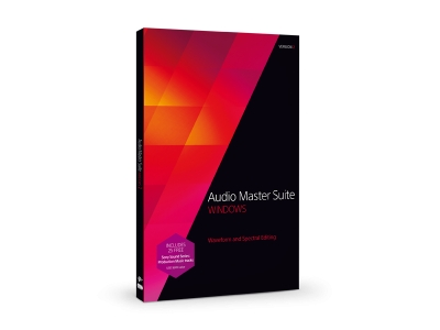 Magix AG Audio Master Suite 2.0 - Box - EN