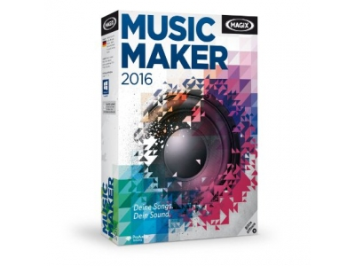 Magix AG MAGIX Music Maker 2016