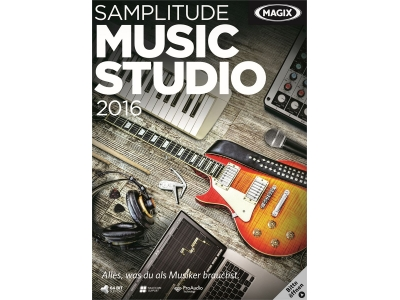 Magix AG Samplitude Music Studio 2016